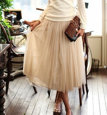Favorite Tulle Skirt