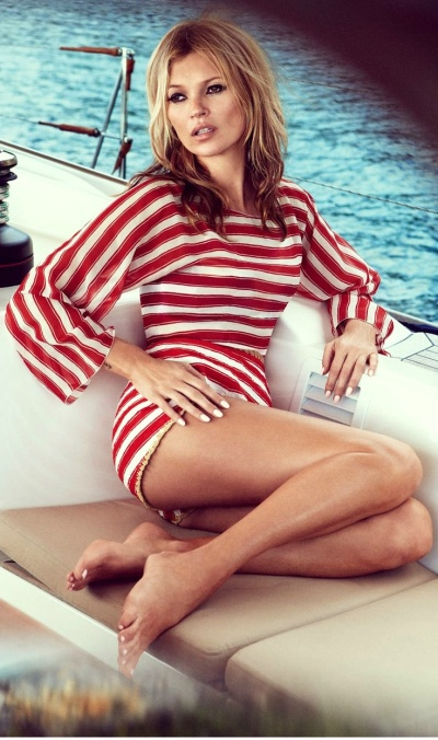 Kate Moss Stripes