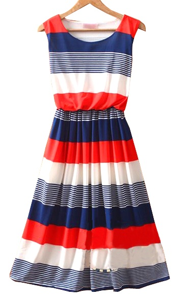 Perfect Dress for the Fourth