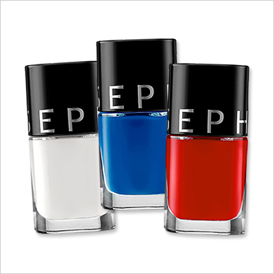 Sephora Red White and Blue
