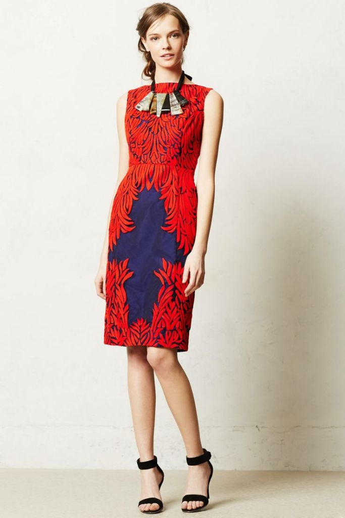 Anthro - Spicetree Dress - $298