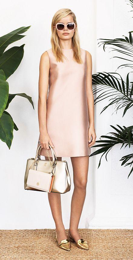 TB Blush Celeste Dress - $495