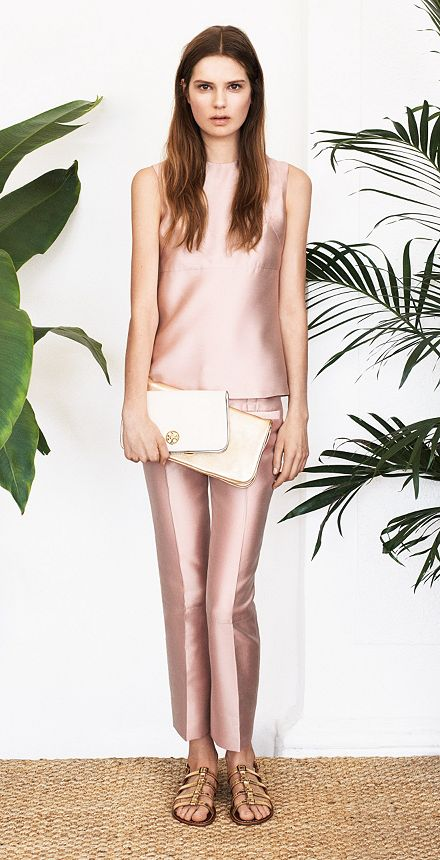 TB Blush - Eden Shell and Prisca Pant