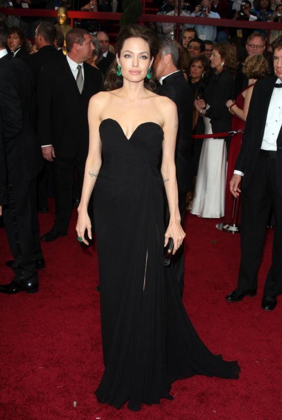 Angelie Jolie 2009 - Elie Saab
