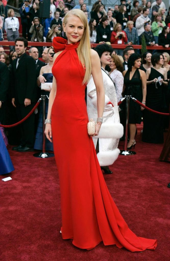 Nicole Kidman 2007 - Balenciaga