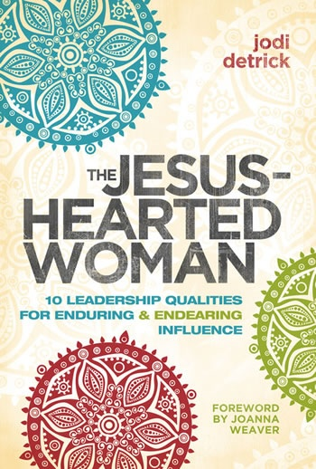The Jesus-Hearted Woman Cover