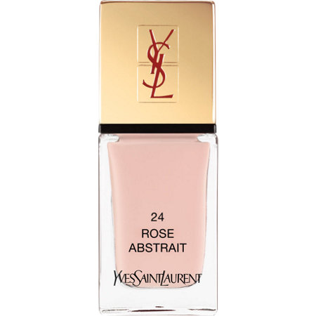 Yves Saint Laurent - La Laque Couture - 24 - Rose Abstrait - $27