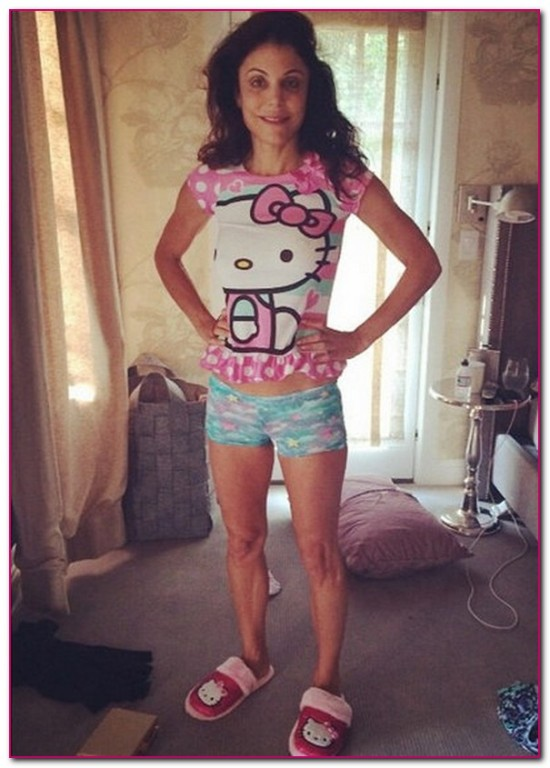 Bethenny Frankel_Hello Kitty