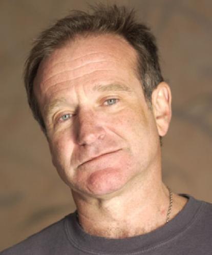Robin Williams pensive 2