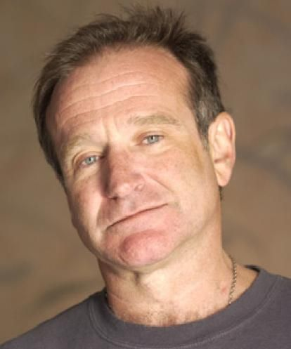 Robin Williams pensive 2
