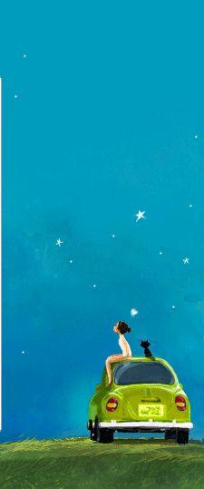 Look up in wonder