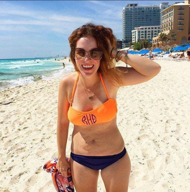 The Chic Site - Bikini Pic