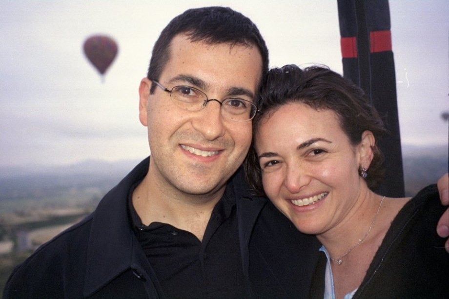 Sheryl Sandberg, Dave Goldberg
