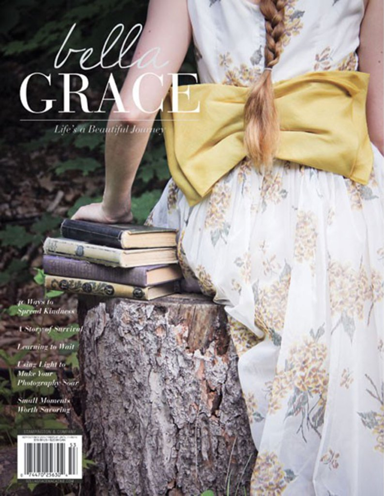 BELLA GRACE ISSUE 5 COVER
